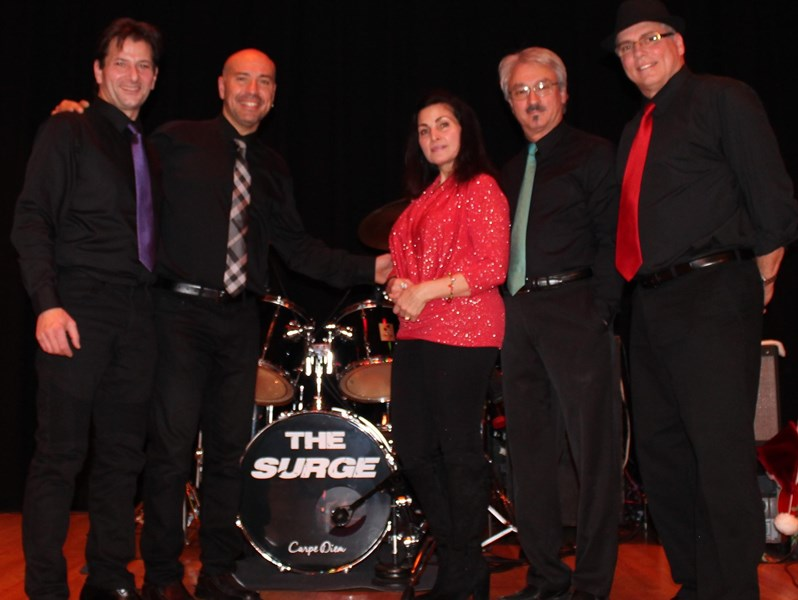 The Surge - Dance Band - Freehold, NJ