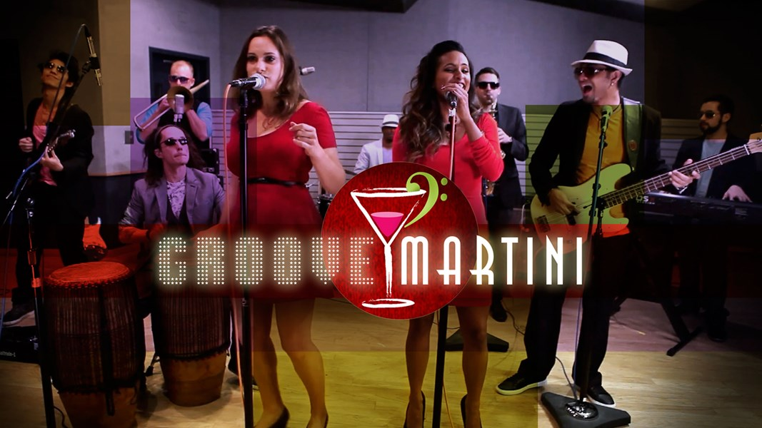 Groove Martini - Cover Band - North Hollywood, CA