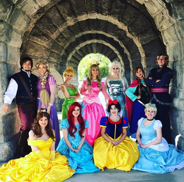 Fairytale Friends - Princess Party - Chicago, IL