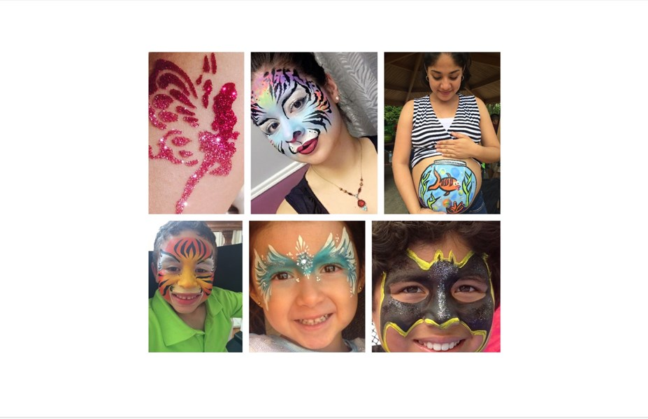 Fancy Faces By Ashley - Face Painter - Rockville, MD