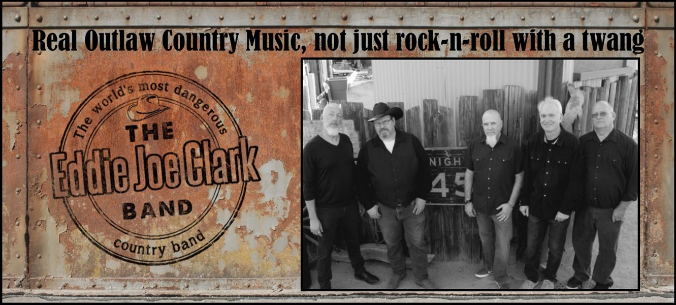The Eddie Joe Clark Band - Country Band - Phoenix, AZ