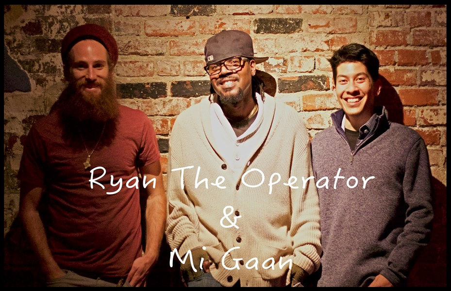 Ryan The Operator  - Reggae Band - San Francisco, CA