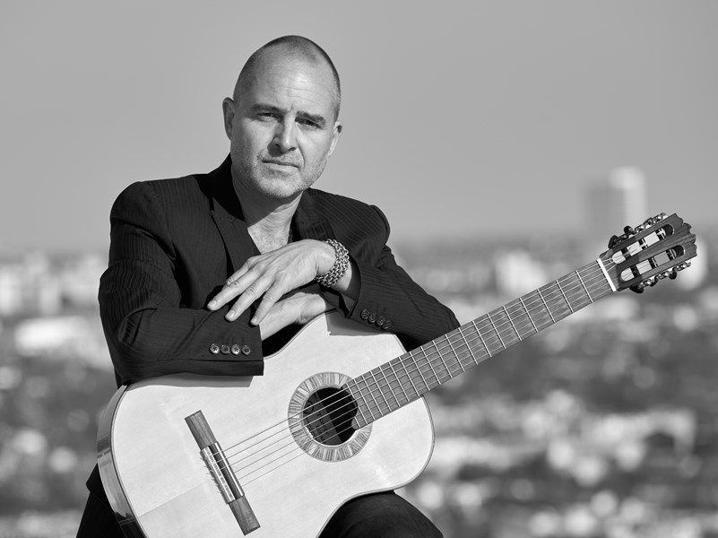 Marcus Wolf, Los Angeles Classical Guitarist - Classical Guitarist - Los Angeles, CA