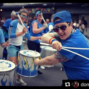Brazilian Marching Drumline