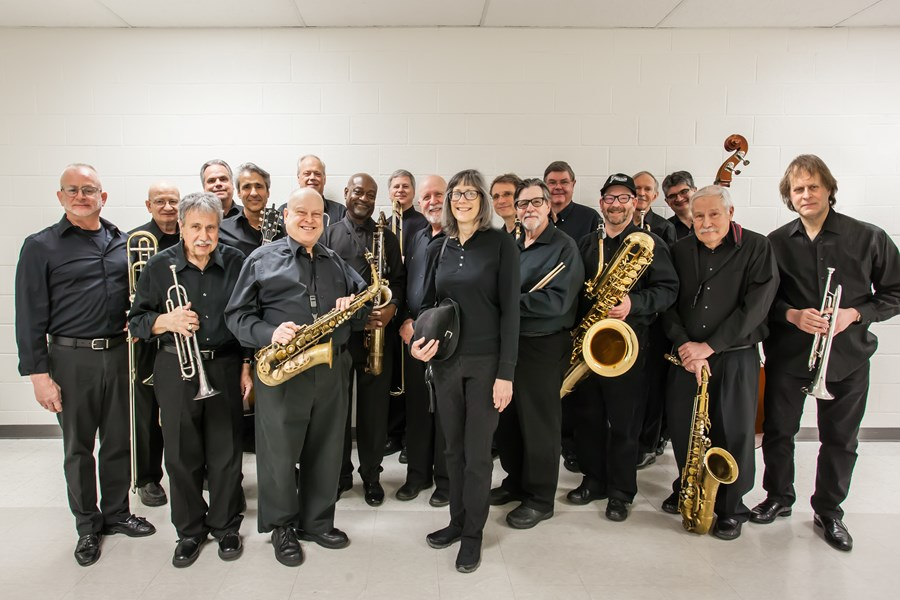Meet the Summer Swing Orchestra