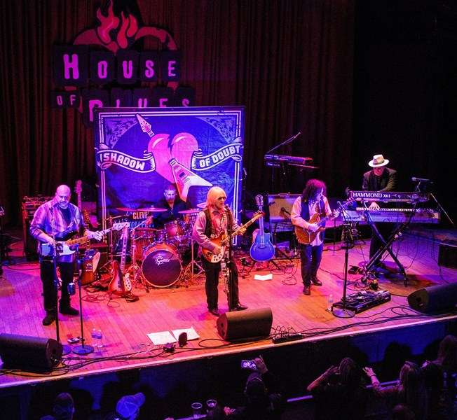Shadow of Doubt - Tom Petty and the Heartbreakers - Tom Petty Tribute Act - Cleveland, OH