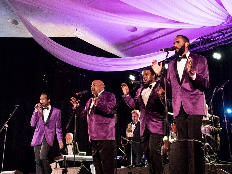 Legends of Motown - Motown Band - Toronto, ON