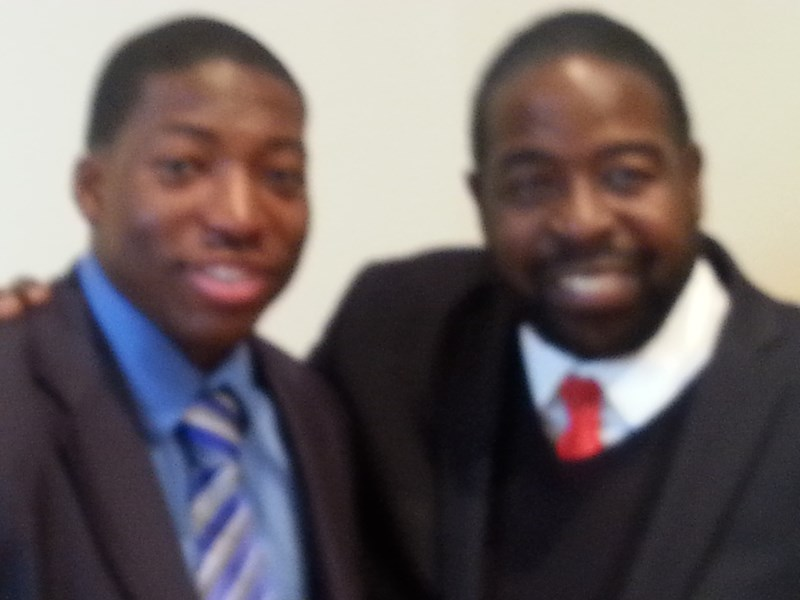 Garrett Lee & Les Brown