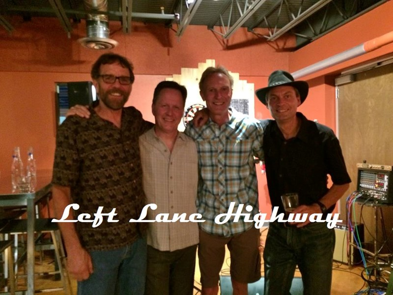 Left Lane Highway - Cover Band - Boulder, CO