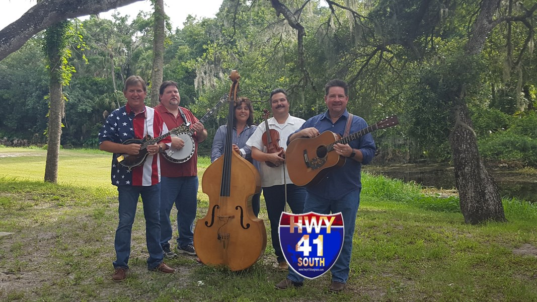 HWY 41 SOUTH - Bluegrass Band - Venice, FL