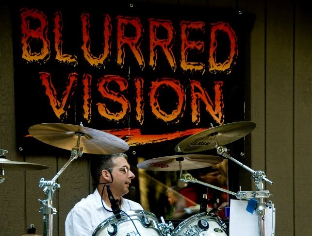 Blurred Vision Rocks - Cover Band - Bonney Lake, WA