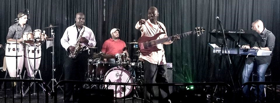 Robert Banks and Band Jam Fest
