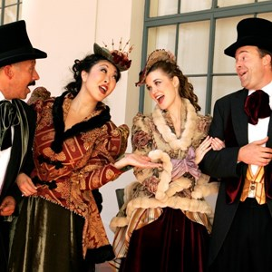 Nashville, TN Christmas Caroler | Goode Time Carolers - Nashville