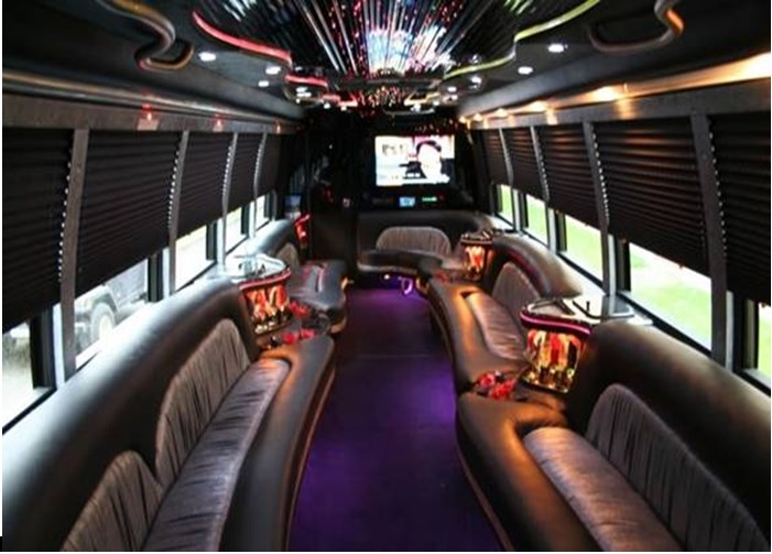 30 Pass Party Bus