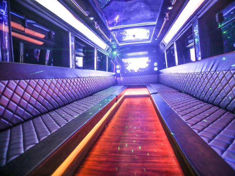 Atlanta Party Bus & Limos - Lol Party Bus - Party Bus - Atlanta, GA