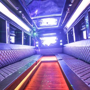 Banks Funeral Limo | Atlanta Party Bus & Limos - Lol Party Bus