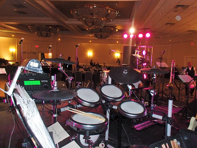 Backline Electronic drums