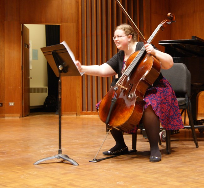 Elise Massicotte, Cellist - Cellist - Indianapolis, IN