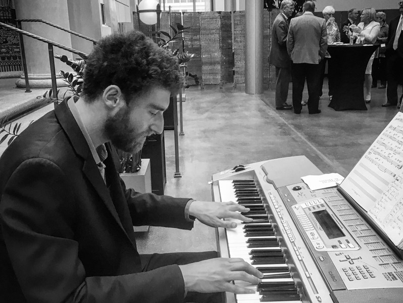 Josh Lanney - Pianist - Burlington, VT