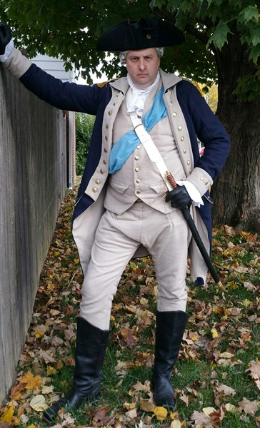 George Washington and other Historical figures - Ben Franklin Impersonator - Louisville, KY
