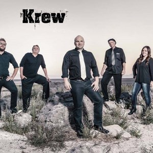 The Krew-Original/Cover Corporate party band