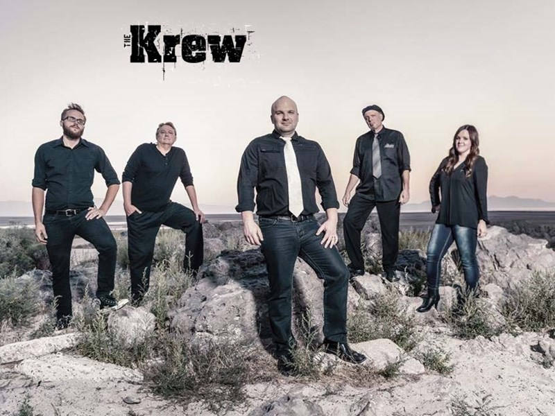 The Krew - Rock Band - Salt Lake City, UT