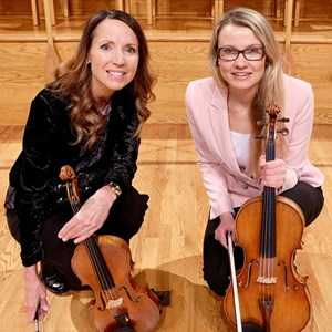 Center City Chamber Music Duo | Illume duo