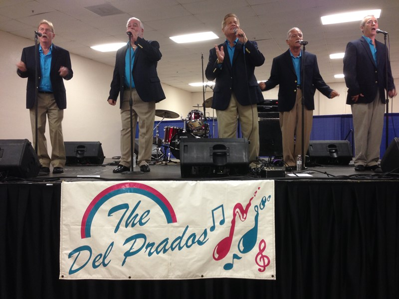 The DelPrados - Oldies Band - Cape Coral, FL