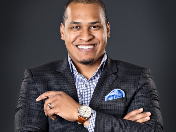 "AJ Adams - ""America's Halfrican American"" - Motivational Speaker - Phoenix, AZ"