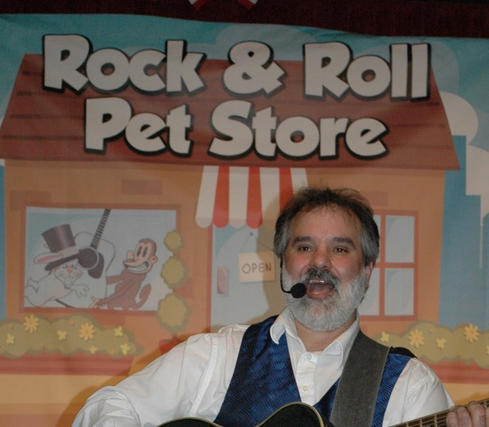 Rock N Roll Pet Store Kids Show - Magician - Brookville, PA