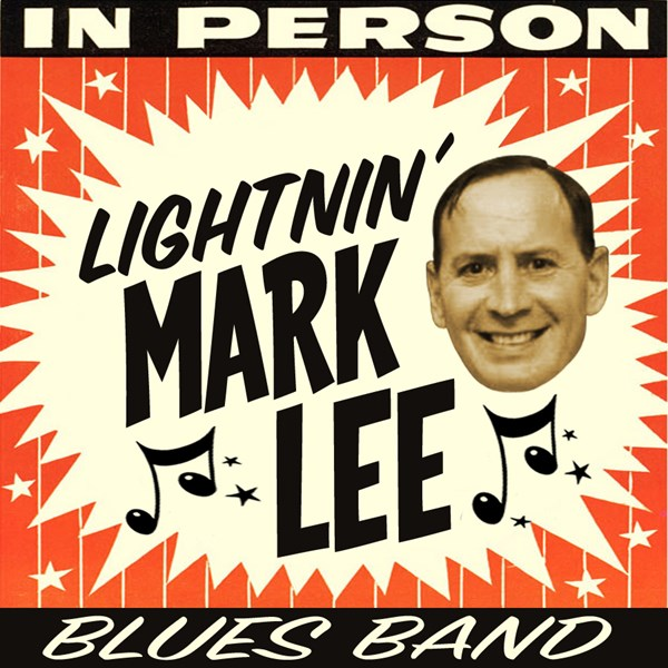 Lightnin' Mark Lee Blues Band - Blues Band - Broomall, PA