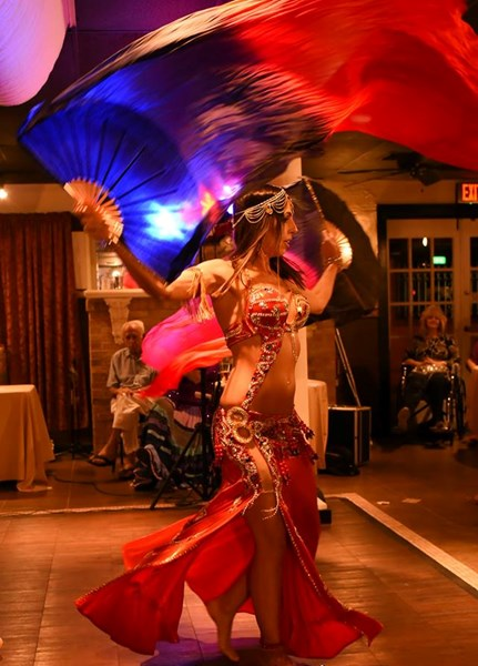 Michele - Belly Dancer - Sarasota, FL