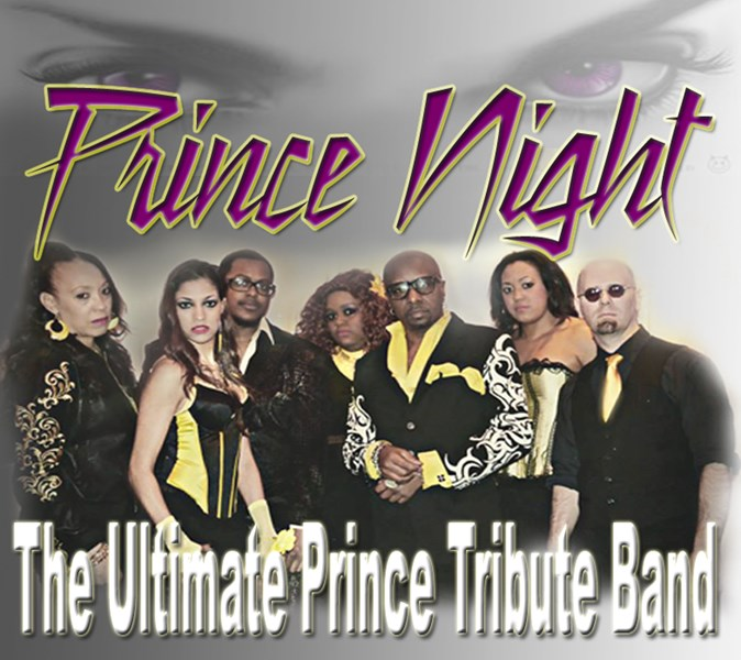 PRINCE NIGHT PRINCE TRIBUTE BAND - Prince Tribute Act - Canal Winchester, OH