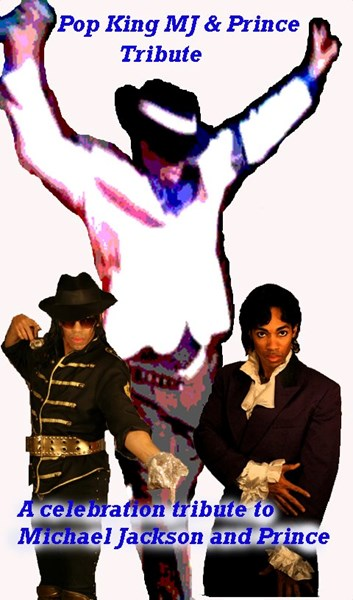 Pop King Prince & Associates - Prince Tribute Act - Orange, CA
