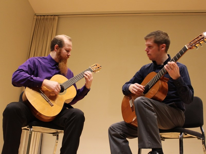 Twelve Strings - Classical Duo - Fargo, ND
