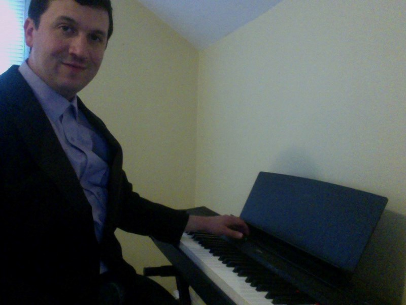 Joseph G. Smeall - Pop Pianist - Boston, MA