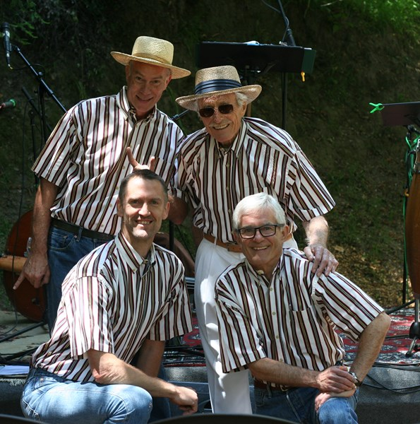 Sierra Gold - A Kingston Trio Band - Folk Band - Mill Valley, CA