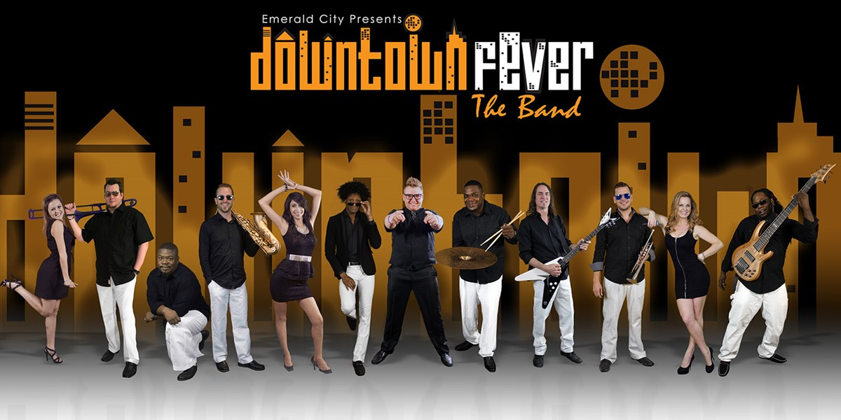 Downtown Fever Band - Variety Band - Dallas, TX