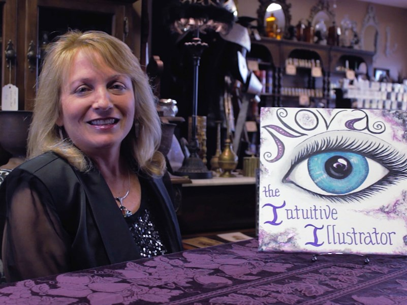 Nova the Intuitive Illustrator - Fortune Teller - Land O Lakes, FL