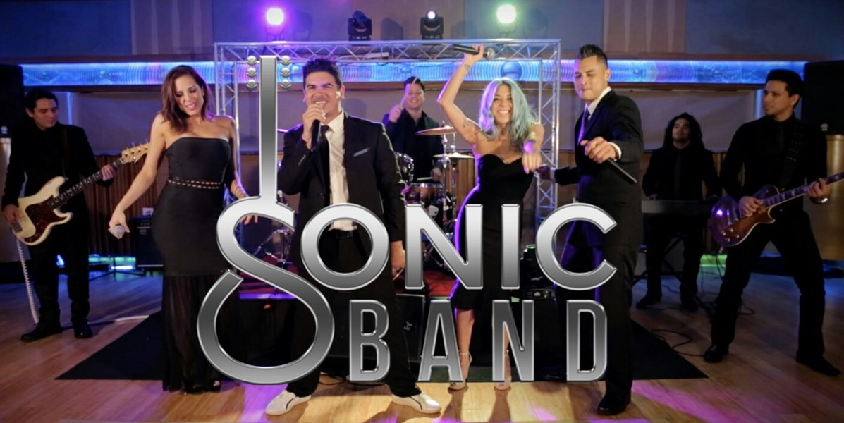 SONIC BAND - Top 40 Band - Miami, FL