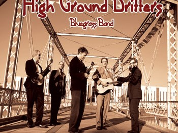 High Ground Drifters - Bluegrass Band - New Orleans, LA
