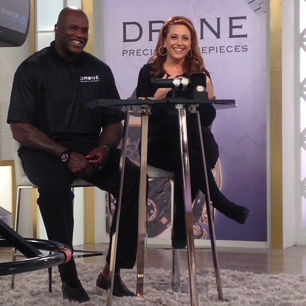 On HSN with Shaq!