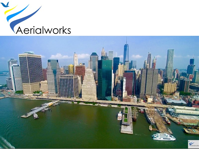 Aerialworks USA - Aerial Photography - Drone Photographer - Brooklyn, NY