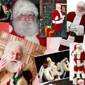 Blodgett Santa Claus | Professional Santa Claus, Holiday and Variety