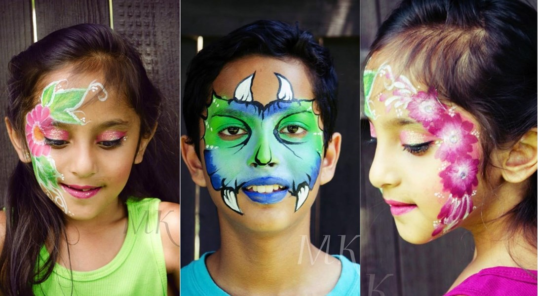 Fabulous Faces by Monika - Face Painter - Allen, TX
