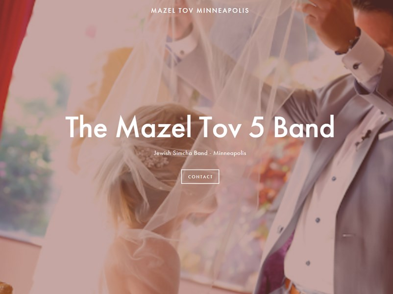 The Mazel Tov 5 Band - Klezmer Band - Minneapolis, MN
