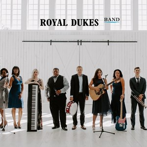 El Paso, TX Cover Band | Royal Dukes Band