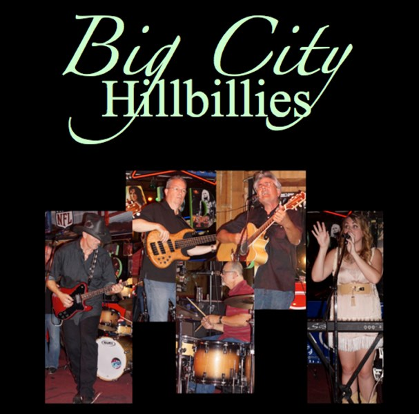 Big City Hillbillies - Country Band - Yorba Linda, CA