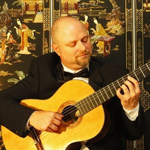 Halethorpe Acoustic Guitarist | Brian Slaymaker