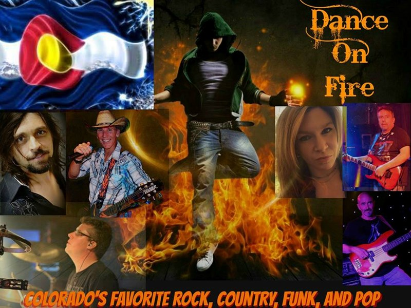 Dance on Fire ! - Cover Band - Denver, CO